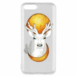 Чехол для Xiaomi Mi6 Deer and moon
