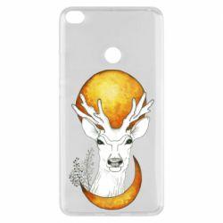 Чехол для Xiaomi Mi Max 2 Deer and moon