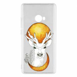 Чехол для Xiaomi Mi Note 2 Deer and moon