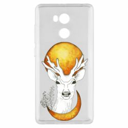 Чехол для Xiaomi Redmi 4 Pro/Prime Deer and moon