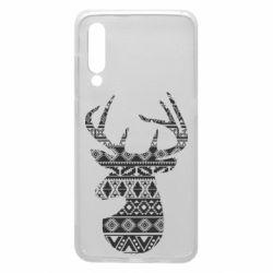 Чохол для Xiaomi Mi9 Deer from the patterns