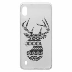 Чохол для Samsung A10 Deer from the patterns