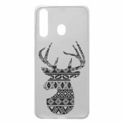 Чохол для Samsung A60 Deer from the patterns