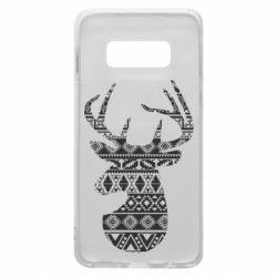 Чохол для Samsung S10e Deer from the patterns