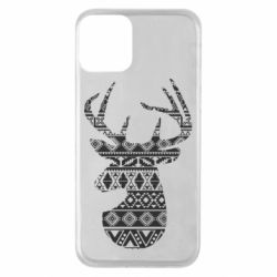 Чохол для iPhone 11 Deer from the patterns