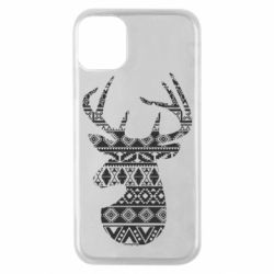 Чохол для iPhone 11 Pro Deer from the patterns