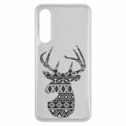 Чохол для Xiaomi Mi9 SE Deer from the patterns