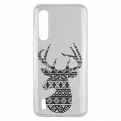 Чохол для Xiaomi Mi9 Lite Deer from the patterns