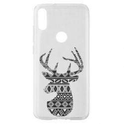 Чохол для Xiaomi Mi Play Deer from the patterns