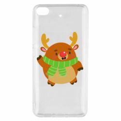 Чехол для Xiaomi Mi 5s Deer in a scarf