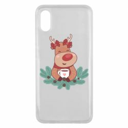 Чехол для Xiaomi Mi8 Pro Deer tea party girl