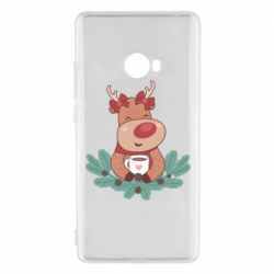Чехол для Xiaomi Mi Note 2 Deer tea party girl