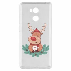 Чехол для Xiaomi Redmi 4 Pro/Prime Deer tea party