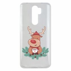 Чехол для Xiaomi Redmi Note 8 Pro Deer tea party