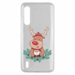 Чехол для Xiaomi Mi9 Lite Deer tea party