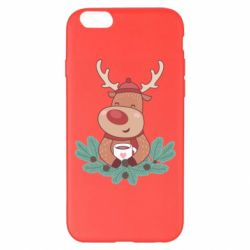 Чехол для iPhone 6 Plus/6S Plus Deer tea party