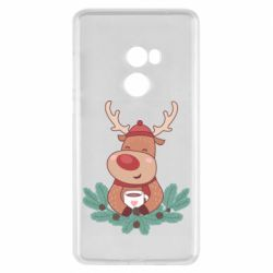 Чехол для Xiaomi Mi Mix 2 Deer tea party
