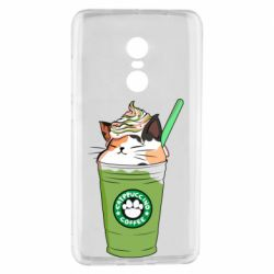 Чехол для Xiaomi Redmi Note 4 Delicious cat