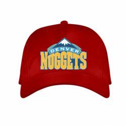 Детская кепка Denver Nuggets - FatLine