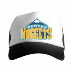 Кепка-тракер Denver Nuggets - FatLine