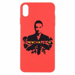 Чохол для iPhone X/Xs Depeche Mode Альбом