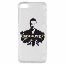 Чохол для iphone 5/5S/SE Depeche Mode Альбом