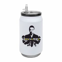 Термобанка 350ml Depeche Mode Альбом