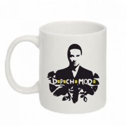 Кружка 320ml Depeche Mode Album - FatLine