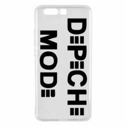 Чехол для Huawei P10 Plus Depeche Mode Logo - FatLine