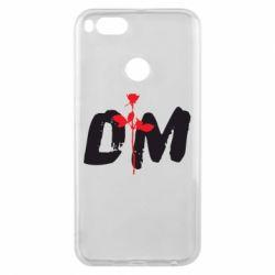 Чехол для Xiaomi Mi A1 depeche mode logo