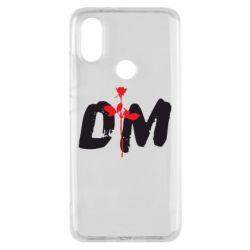 Чехол для Xiaomi Mi A2 depeche mode logo
