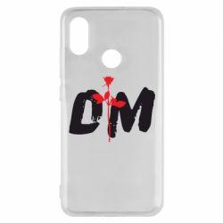 Чехол для Xiaomi Mi8 depeche mode logo