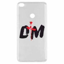 Чехол для Xiaomi Mi Max 2 depeche mode logo