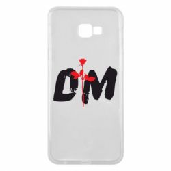 Чехол для Samsung J4 Plus 2018 depeche mode logo