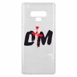 Чехол для Samsung Note 9 depeche mode logo