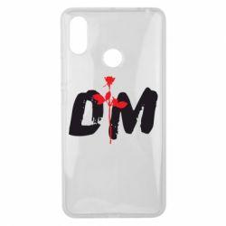 Чехол для Xiaomi Mi Max 3 depeche mode logo