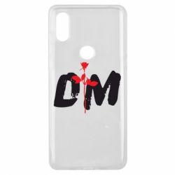 Чехол для Xiaomi Mi Mix 3 depeche mode logo