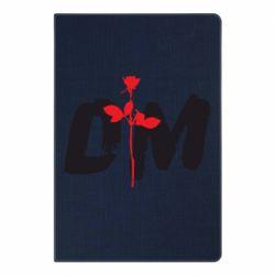 Блокнот А5 depeche mode logo
