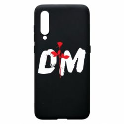 Чехол для Xiaomi Mi9 depeche mode logo