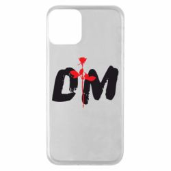 Чехол для iPhone 11 depeche mode logo