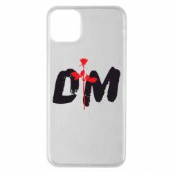 Чехол для iPhone 11 Pro Max depeche mode logo