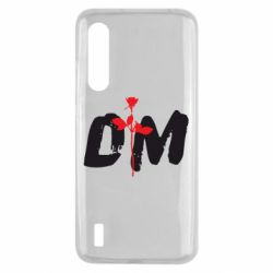 Чехол для Xiaomi Mi9 Lite depeche mode logo
