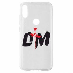 Чехол для Xiaomi Mi Play depeche mode logo