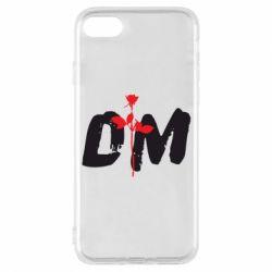 Чехол для iPhone 7 depeche mode logo
