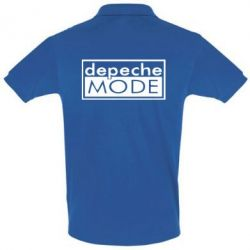 Футболка Поло Depeche Mode Rock