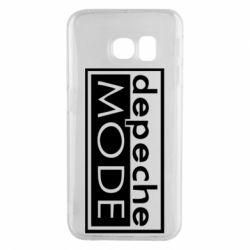Чохол для Samsung S6 EDGE Depeche Mode Rock