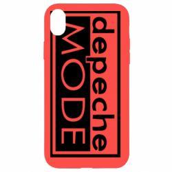 Чохол для iPhone XR Depeche Mode Rock