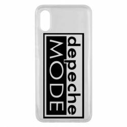 Чохол для Xiaomi Mi8 Pro Depeche Mode Rock