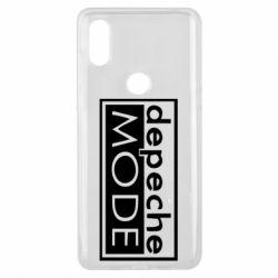 Чохол для Xiaomi Mi Mix 3 Depeche Mode Rock