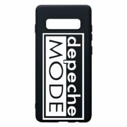 Чохол для Samsung S10+ Depeche Mode Rock